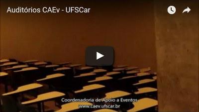 Thumbnail do video sobre os auditórios