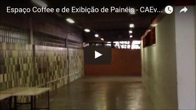 Thumbnail do Video do espaco COffe